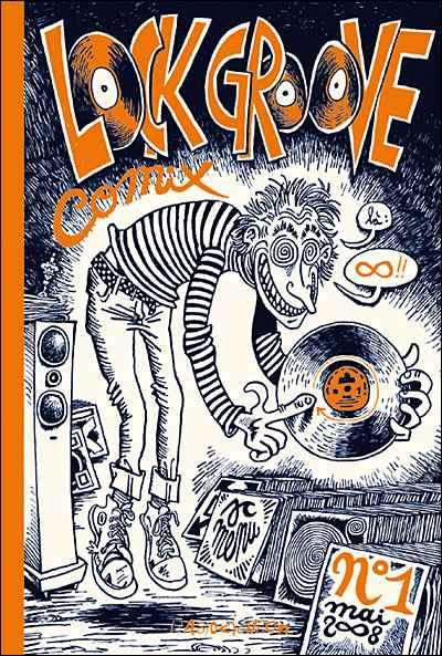 LOCK GROOVE COMIX # 1 – JC Menu