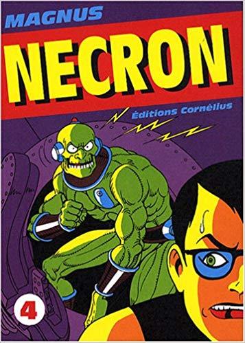 NECRON (tomes 1à 4 parus) – Magnus