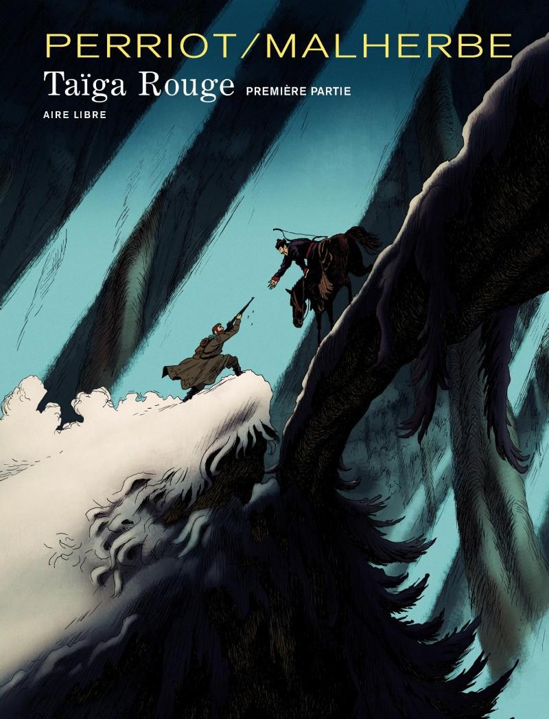 TAIGA ROUGE – Arnaud Malherbe & Vincent Perriot