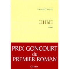 HHhH – Laurent Binet