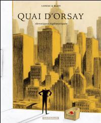 QUAI D'ORSAY – Blain & Lanzac