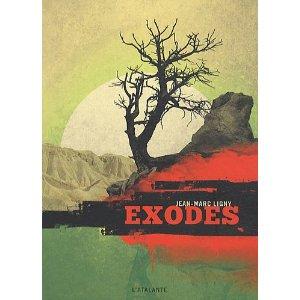 EXODES – jean-Marc Ligny