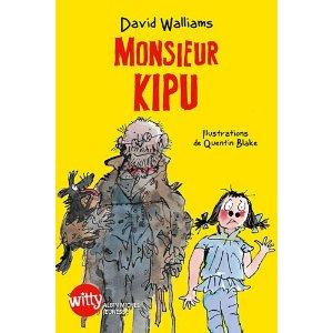 MONSIEUR KIPU – David Walliams