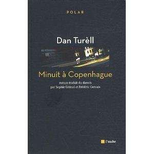 MINUIT A COPENHAGUE – Dan Turèll