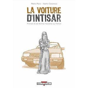 LA VOITURE D'INTISAR – Pedro Riera & Nacho Casanova