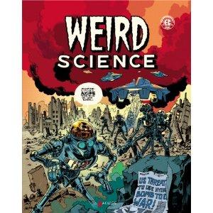 WEIRD SCIENCE – Collectif