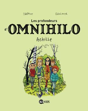 LES PROFONDEURS D'OMNIHILO – Cadène / Gaultier