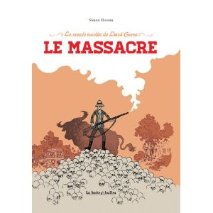 LE MASSACRE – Simon Hureau