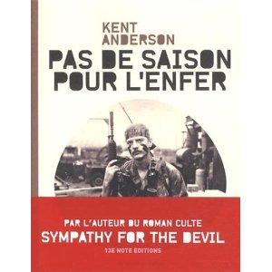 PAS DE SAISON POUR L'ENFER – Kent Anderson