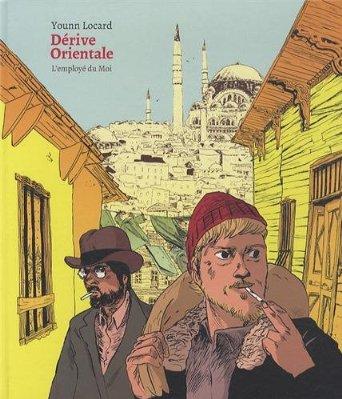 DERIVE ORIENTALE – Younn Locard