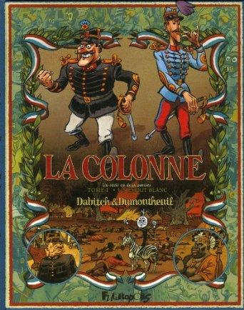 LA COLONNE – Dabitch & Dumontheuil