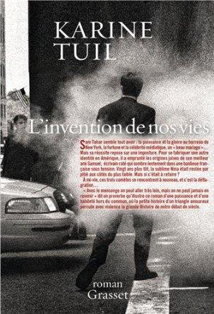 L'INVENTION DE NOS VIES – Karine Tuil