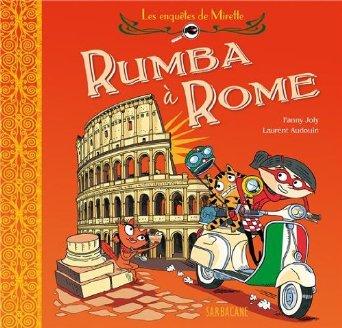RUMBA A ROME – Fanny Joly et Laurent Audouin