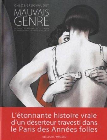 MAUVAIS GENRE – Chloé Cruchaudet