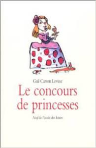 concours de princesse