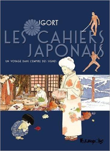 LES CARNETS JAPONAIS – IGORT