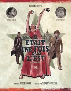 Tourbillonnante biographie dessinée d'Isadora Duncan.