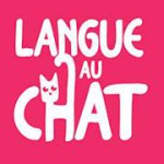 logo langue au chat