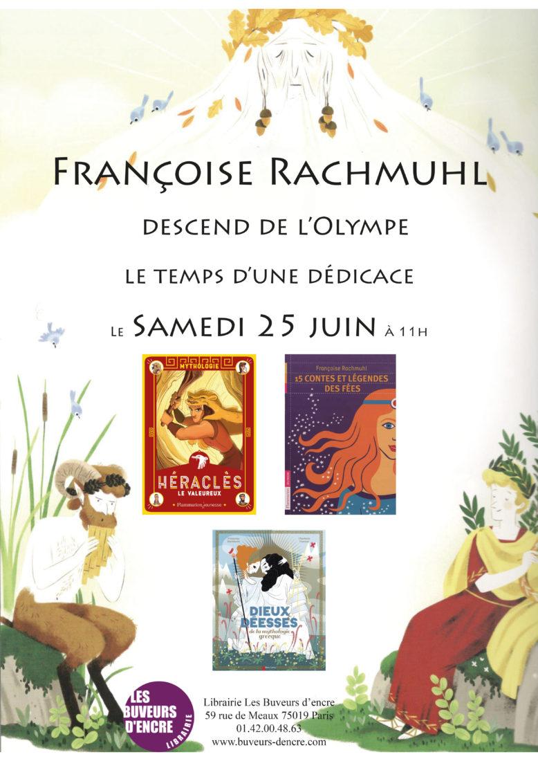 25/06 F. RACHMUHL DESCEND DE L'OLYMPE…