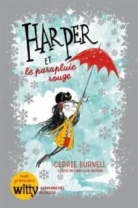 harper et le parapluie rouge