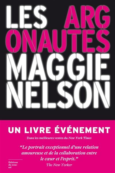 LES ARGONAUTES – Maggie Nelson