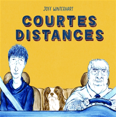 COURTES DISTANCES – Joff Winterhart
