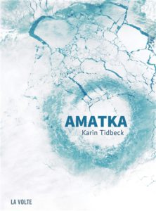 Couverture: Amatka de Karin Tidbeck