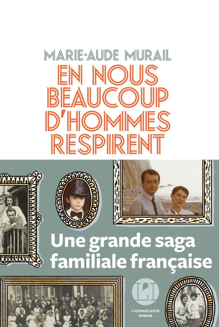 EN EUX BEAUCOUP D'HOMMES RESPIRENT – Marie-Aude Murail