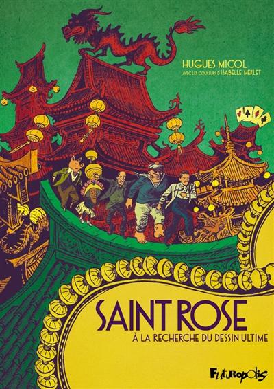 SAINT-ROSE – Hugues Micol