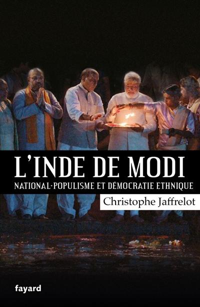 L'INDE DE MODI – Christophe Jaffrelot