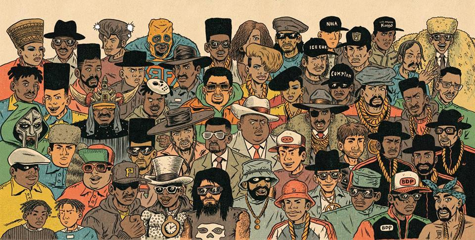 Boxer avec les mots, le rap en 5 classiques