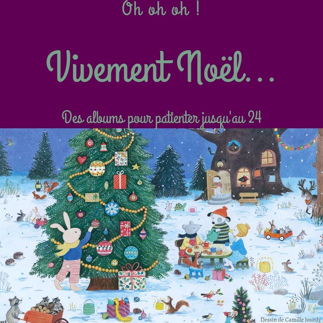 Des histoires pour préparer Noël