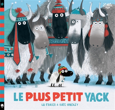 LE PLUS PETIT YACK – Lu Fraser et Kate Hindley