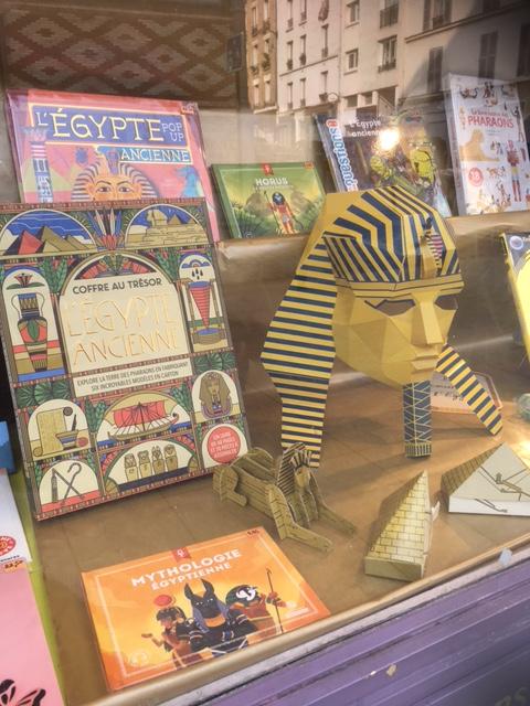 L'Egypte antique – une sélection documentaire pour les enfants