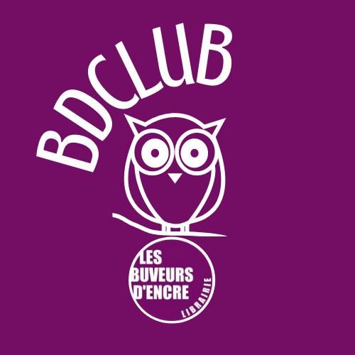 Les buveurs d'encre lancent le BD CLUB