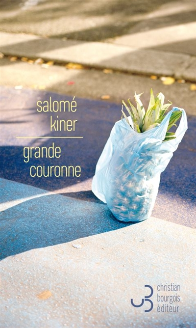 GRANDE COURONNE – Salomé Kiner